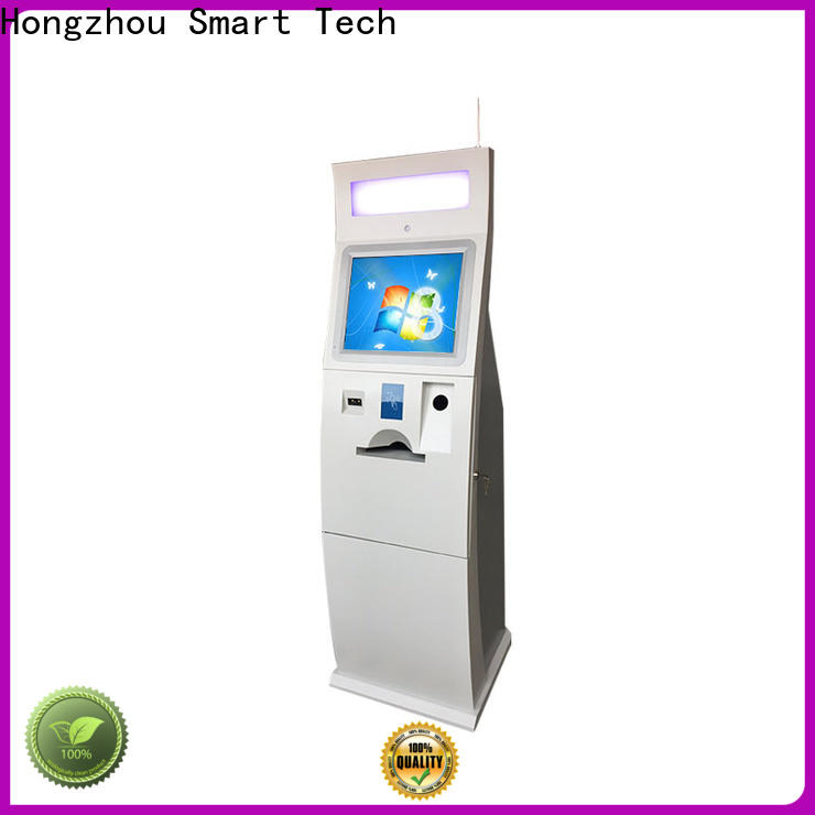 Hongzhou payment machine kiosk powder in bank