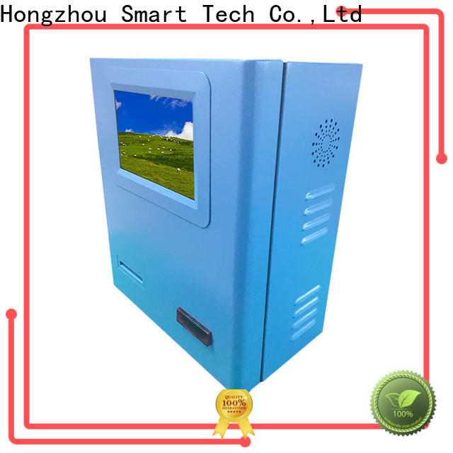 Hongzhou self payment kiosk supplier in hotel