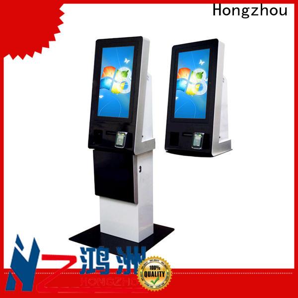 Hongzhou new kiosk payment terminal powder in bank