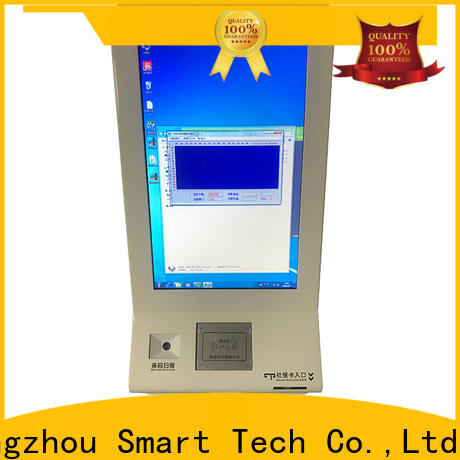 Hongzhou best patient self check in kiosk factory for sale