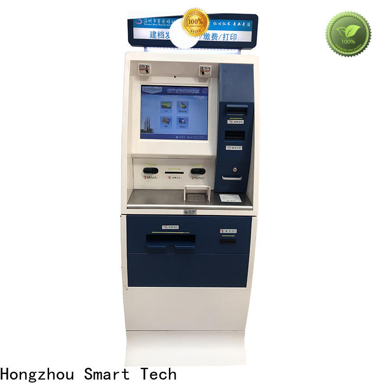 Hongzhou patient self check in kiosk factory for patient