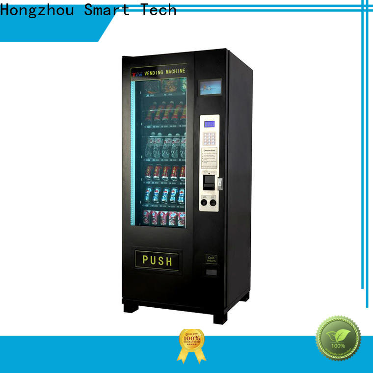 Hongzhou snack machine with barcode scanner for sale