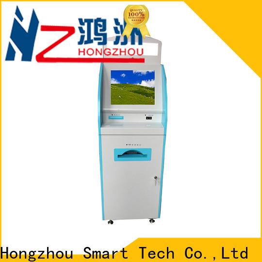 Hongzhou hospital kiosk manufacturer for sale