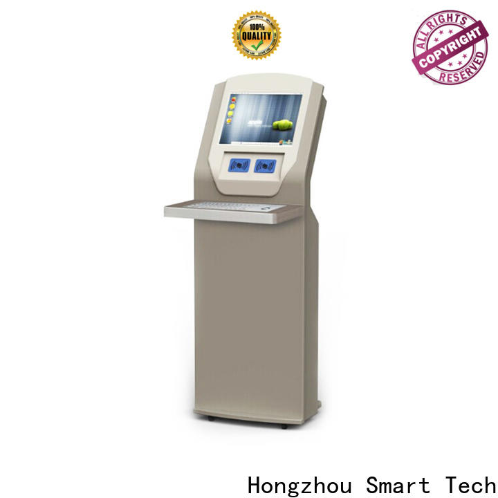 high quality library self service kiosk supplier for sale