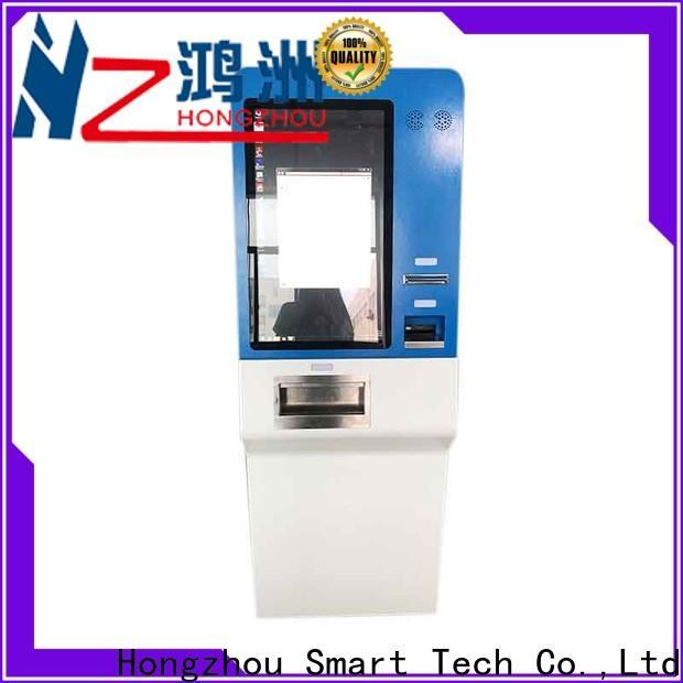 Hongzhou bill payment machine coin in bank