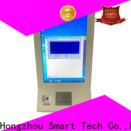 Hongzhou best hospital check in kiosk factory for patient