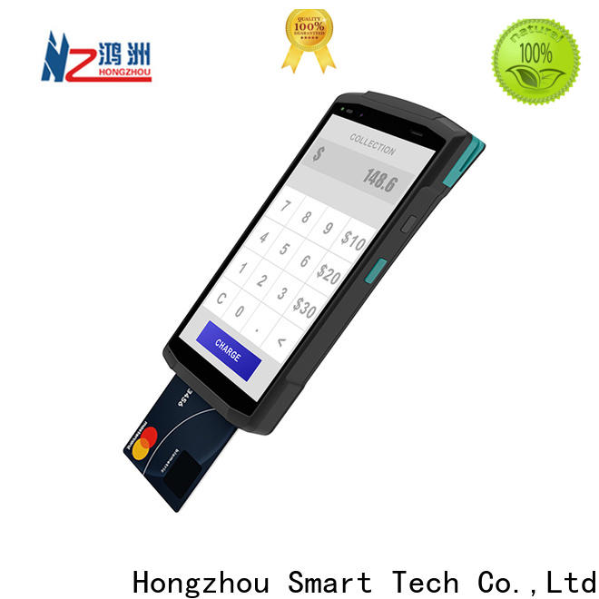 Hongzhou mobile pos for busniess in hospital