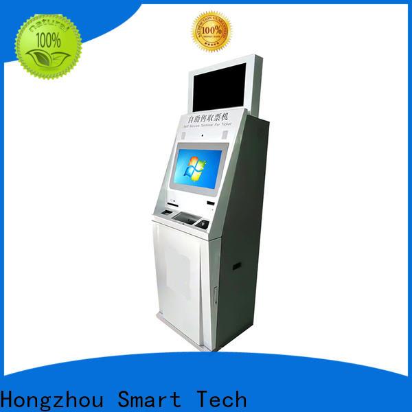 Hongzhou custom self service ticketing kiosk company in cinema