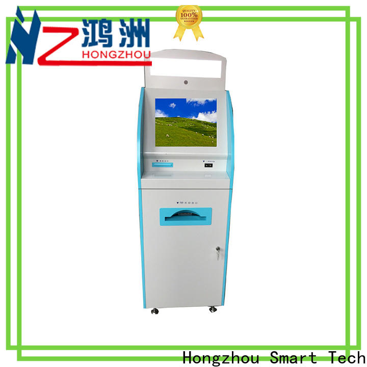 custom patient self check in kiosk manufacturer in hospital