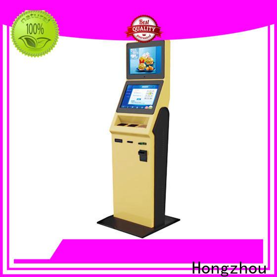 Hongzhou hotel check in kiosk for busniess for sale