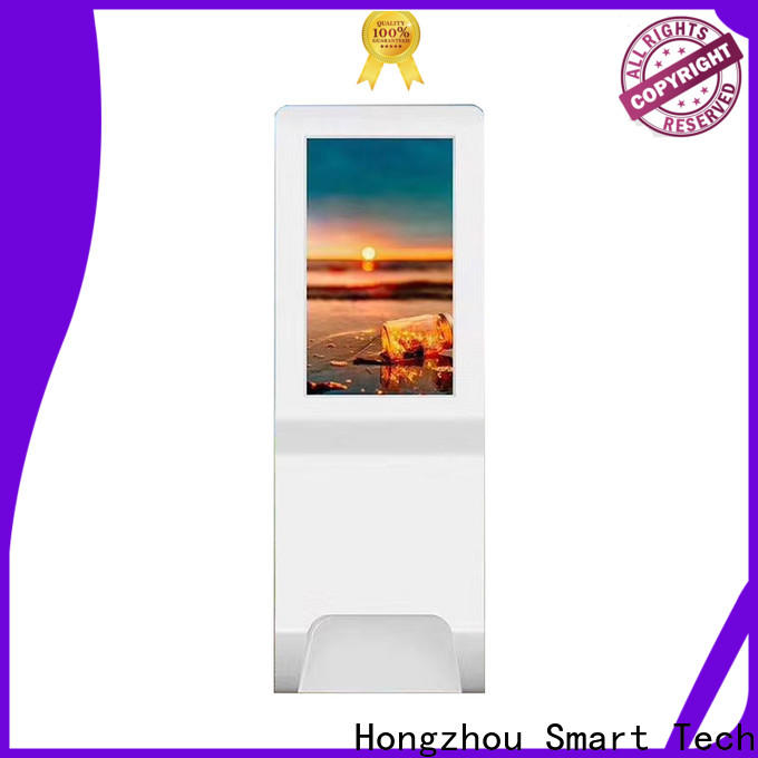 custom hospital kiosk with coin for patient