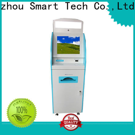 Hongzhou professional hospital check in kiosk supplier for patient