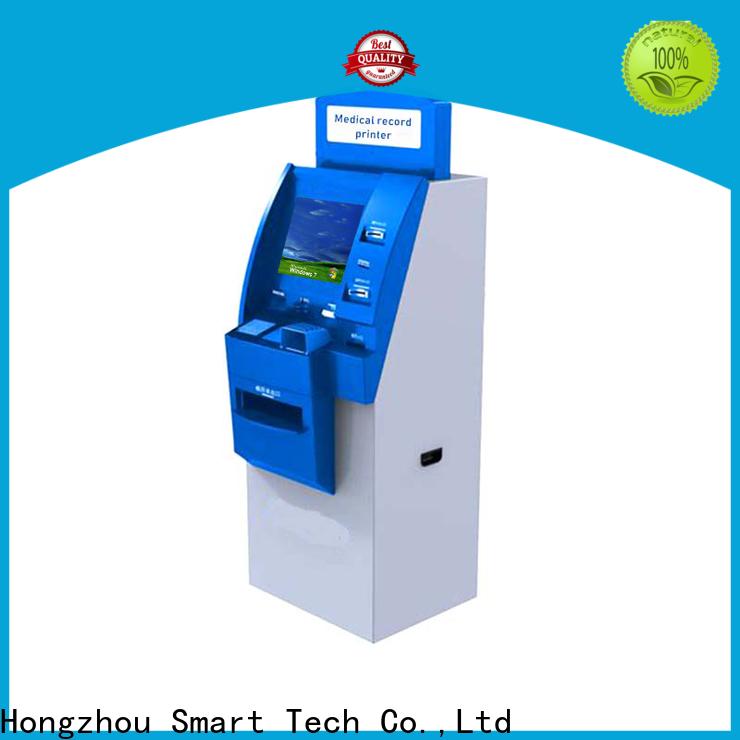 Hongzhou best patient self check in kiosk metal for sale