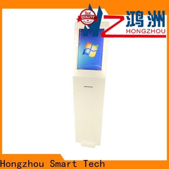 thermal digital information kiosk with qr code scanning for sale
