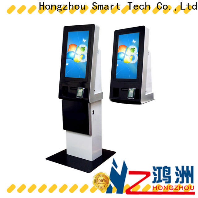 Hongzhou wholesale payment kiosk company in bank