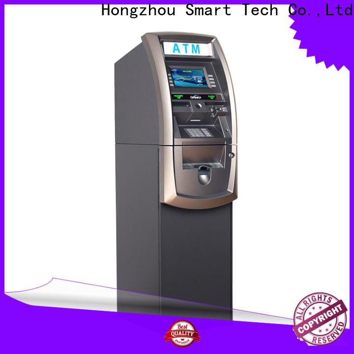 Hongzhou atm kiosk company for transfer accounts