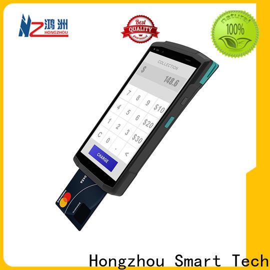 Hongzhou mobile pos company in hospital