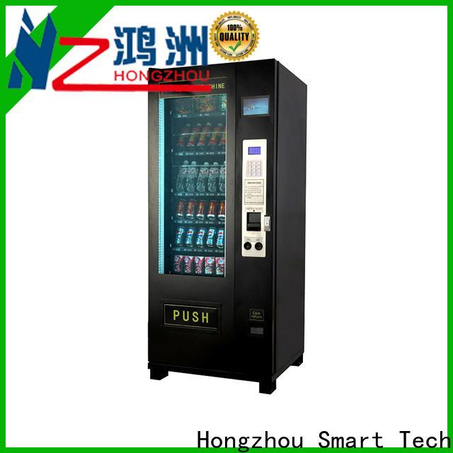 Hongzhou vending kiosk multiple payment for airport