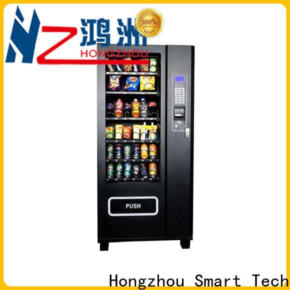 custom commercial vending machine supplier for supermarket