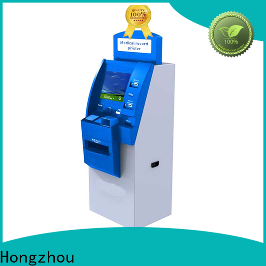 new hospital check in kiosk supplier for patient
