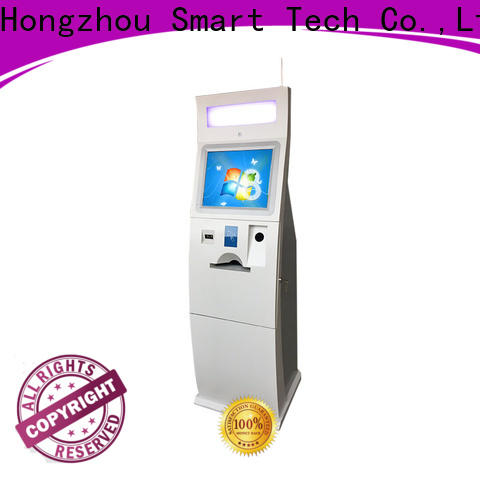 Hongzhou bill payment kiosk company in bank
