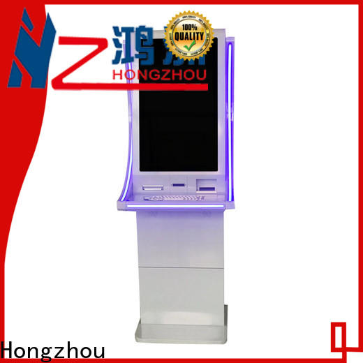windows system bill payment kiosk company in hotel