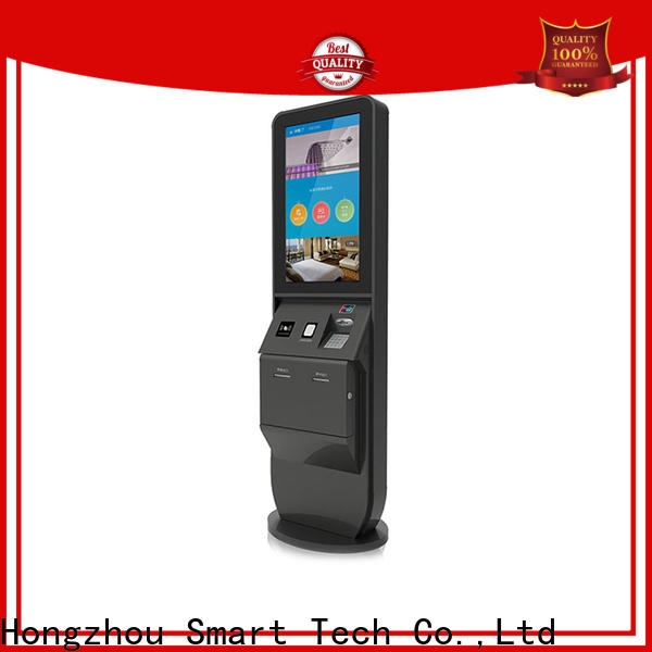 best hotel self check in machine with card reader in villa