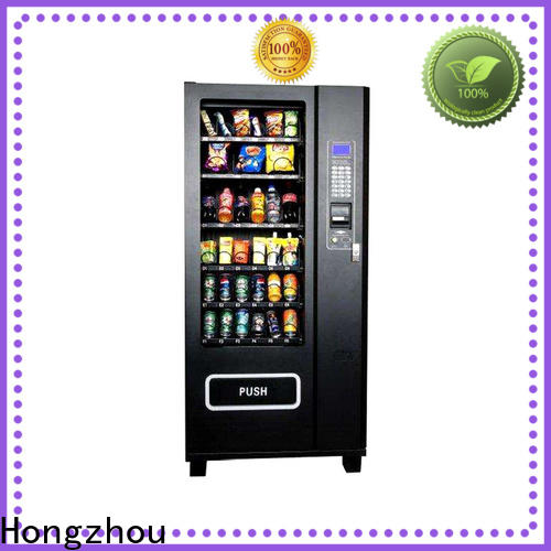 Hongzhou automated vending machine manufacturer for sale