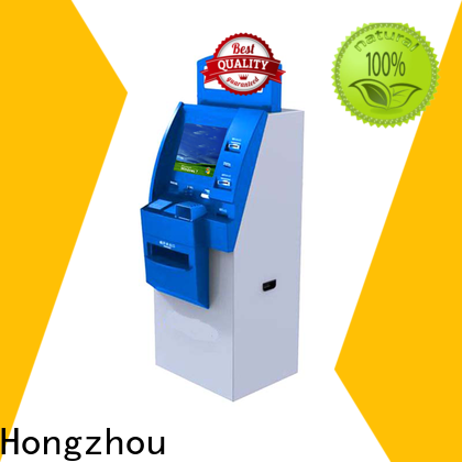 Hongzhou top patient self check in kiosk factory for patient