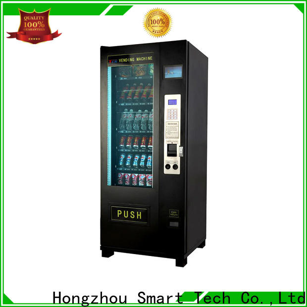 Hongzhou design automatic vending machine manufacturer for supermarket