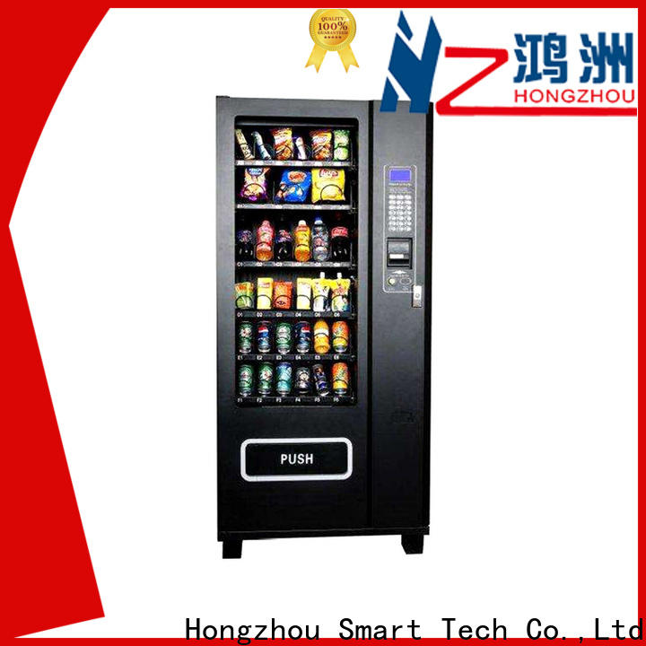 high quality automated vending machine company for airport