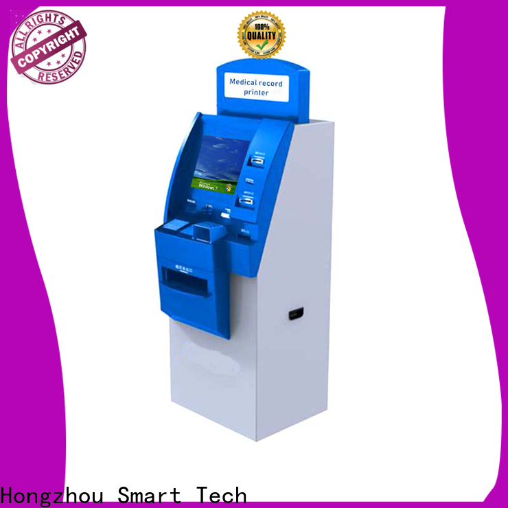 Hongzhou patient check in kiosk company for sale