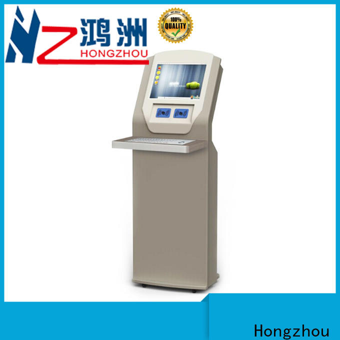 customized library kiosk manufacturer for books