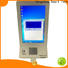 Hongzhou professional patient self check in kiosk key for patient