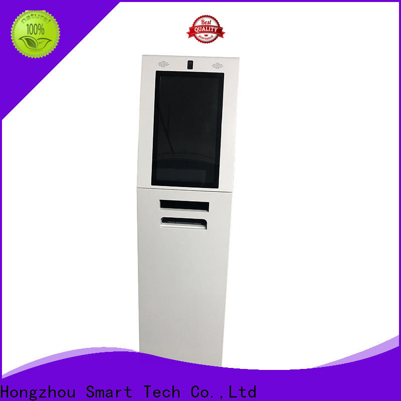 Hongzhou touch screen information kiosk factory for sale