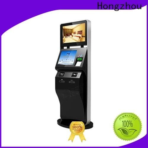 high quality ticket kiosk machine supplier on bus station