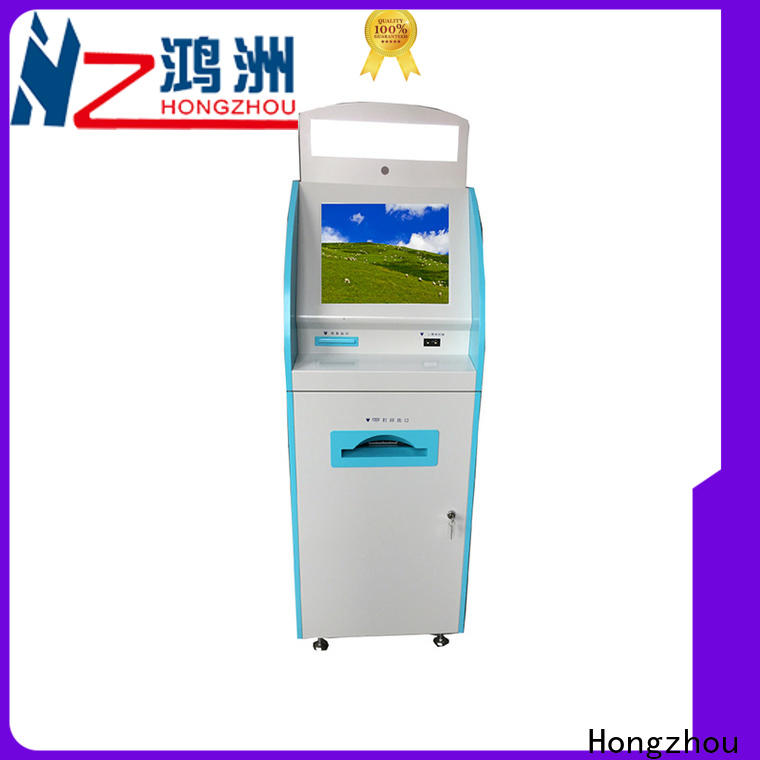 best patient check in kiosk supplier in hospital