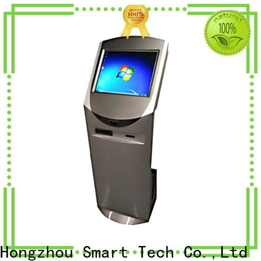Hongzhou thermal information kiosk machine appearance in bar