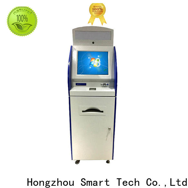 wholesale touch screen information kiosk manufacturer in airport