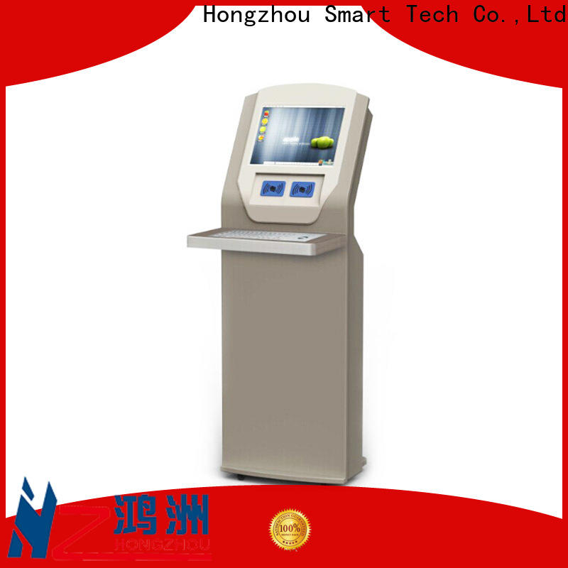 high quality library kiosk system supplier in book store
