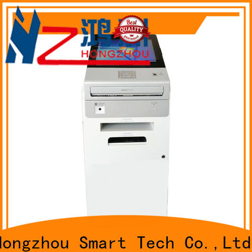 Hongzhou high quality information kiosk appearance in bar