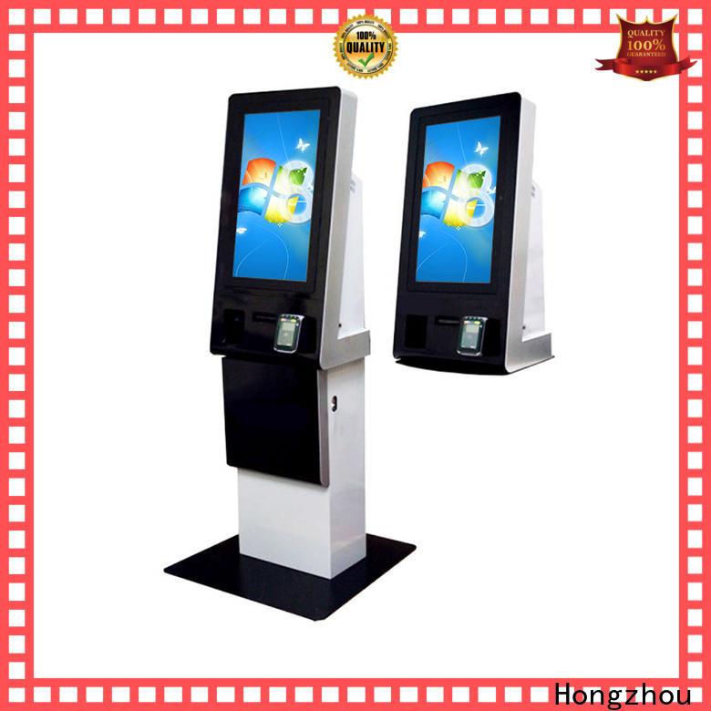 Hongzhou new bill payment machine machine in hotel