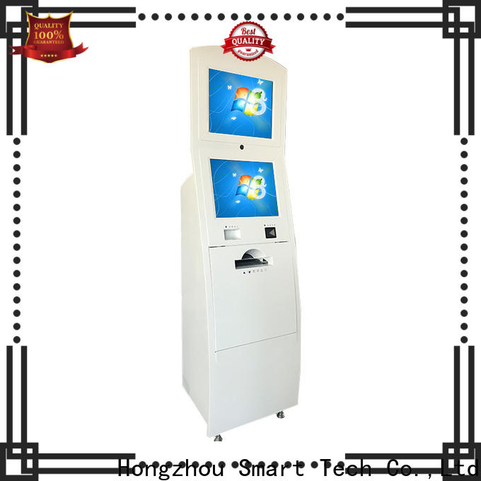 top touch screen information kiosk company in bar