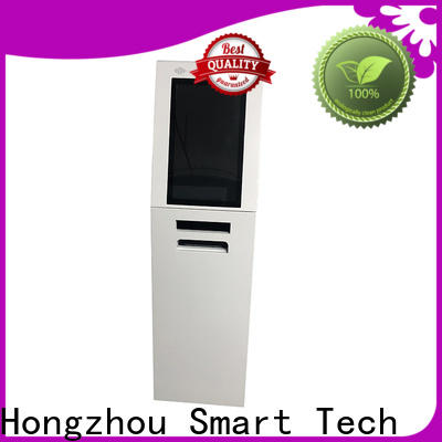 Hongzhou government information kiosk for busniess in airport