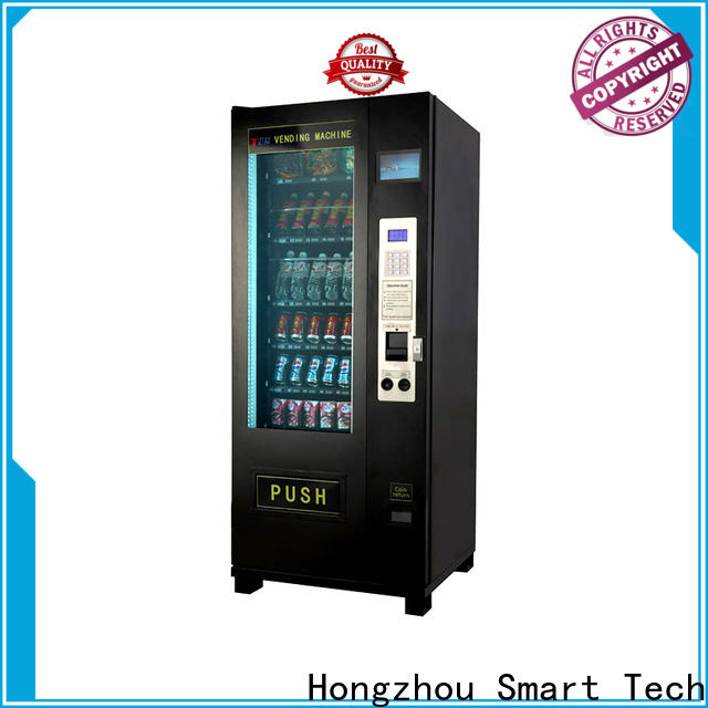 Hongzhou wholesale snack vending machine manufacturer for airport