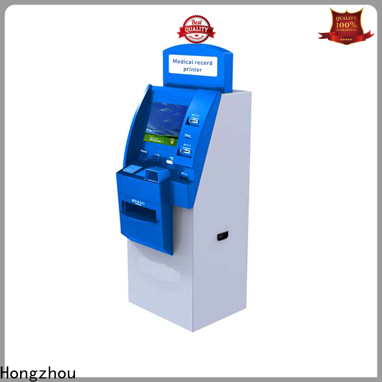 custom patient self check in kiosk company for patient
