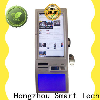 Hongzhou hospital check in kiosk with coin for sale