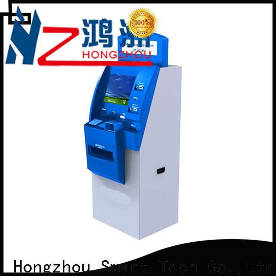 Hongzhou patient check in kiosk company for patient