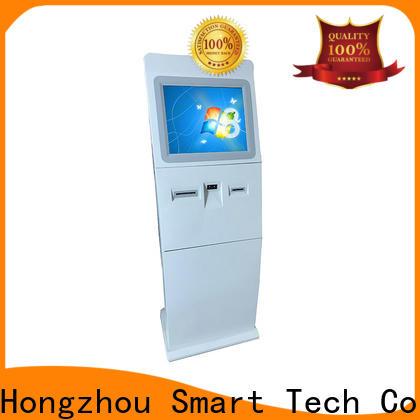 Hongzhou new digital information kiosk appearance in bar