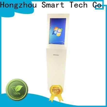 Hongzhou latest information kiosk receipt in airport